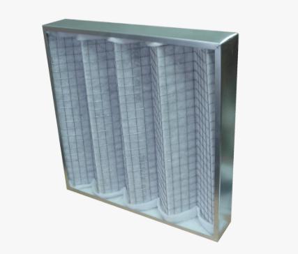 Фильтр кассетный вентиляционный G4-F5