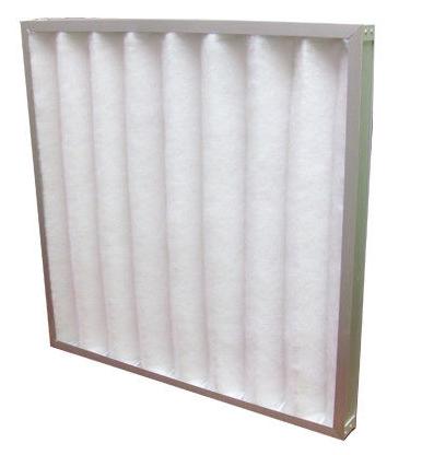Фильтр кассетный вентиляционный G4-F5: F5,F6,F7,F8,F9