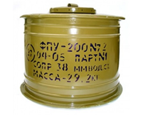 Фильтр воздушный ФПУ 200