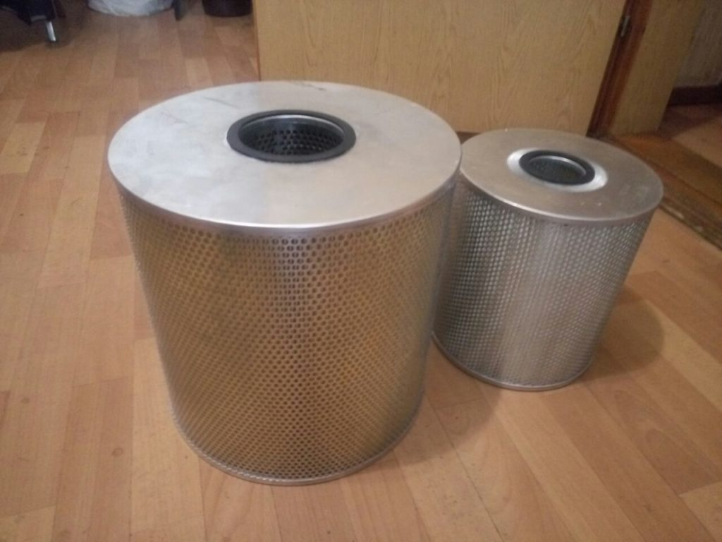 Фильтр очистки топлива ФГН