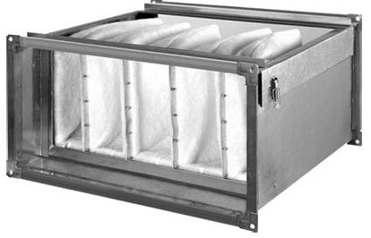 Фильтр бокс вентиляционный