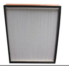 Воздушные  фильтры для вентиляции класса HEPA H10,H11,H12,H13,H14,HEPA ULPA