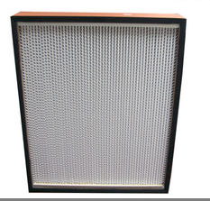 Фильтр воздушный компактный плоский F5-F9