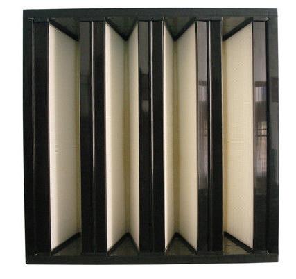 Воздушные  компактные фильтры для вентиляции класса HEPA H10,H11,H12,H13,H14,HEPA ULPA