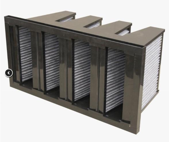Фильтр воздушный компактный W-образный   F5-F9