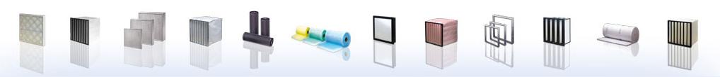 Фильтры воздушные для вентиляции