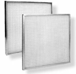 Кассетный фильтр для вентиляции