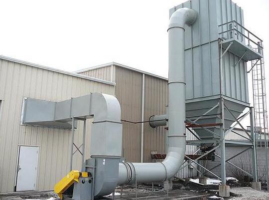 Фильтры для очистки воздуха на производстве