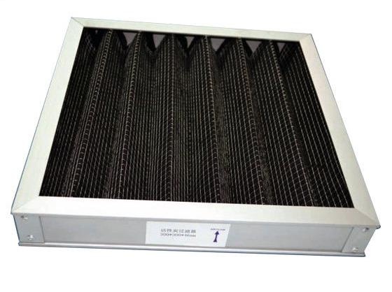 Угольный фильтр для очистки воздуха от запахов
