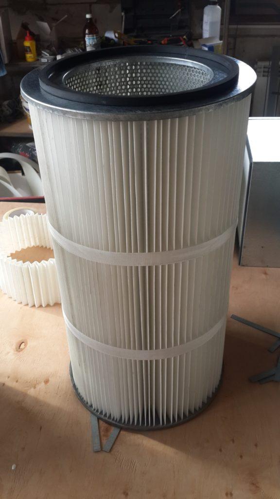 Фильтр для аспирации воздуха
