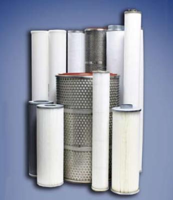 Фильтры для очистки природного газа промышленные